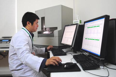 Xét nghiệm ADN uy tín